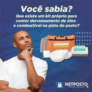 Kit  Proteção Ambiental - Evite derrames acidentais