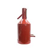 Aferidor de Combustível de 20 litros - Inmetro 2012