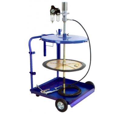 Unidade Móvel Pneumática para Graxa 3041