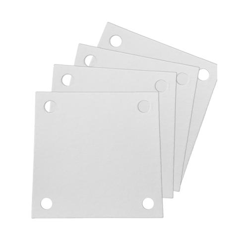Papel Filtrante 7X7 - 4 Furos 6023