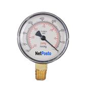 Vacuômetro do Filtro Desidratador - Foguetinho 6029