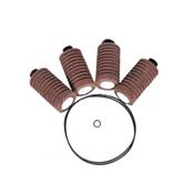 Kit de Elemento Filtrante Marrom - MH 500 6077