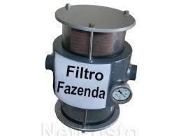 Filtro Desidratador - Fazenda 6011