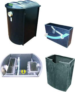 Caixa Separadora de Água e Óleo – 2500 L/H 7062