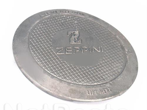 """Tampa da Câmara de Calçada de Alumínio – 12""""  7024"""
