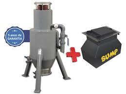 Filtro Desidratador Simples+ Sump de Contenção 6935