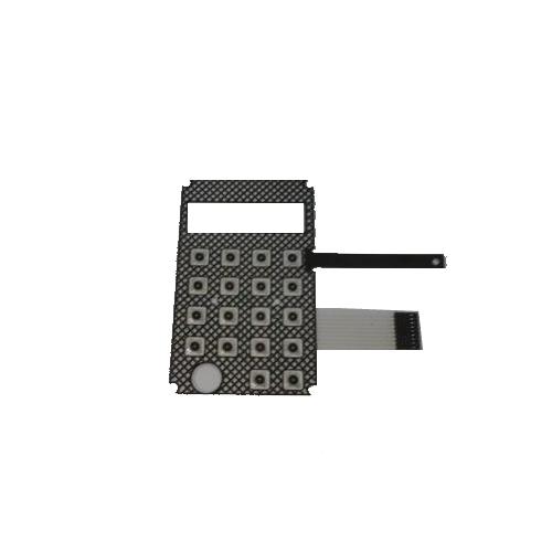 Teclado Membrana Stratema para tecla em inox 5070