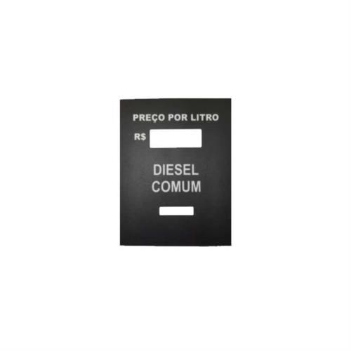 Adesivo Identificador de Combustível para PPL - Diesel Comum 5251