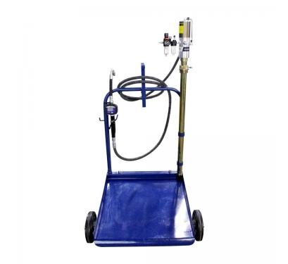 Propulsora pneumatica para óleo lubrificante com carrinho 3090