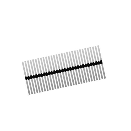 Pino conector para teclado de bomba - PENTE 5114