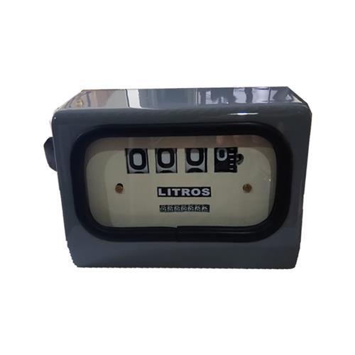 Capacete completo com registradora para bomba industrial 5400