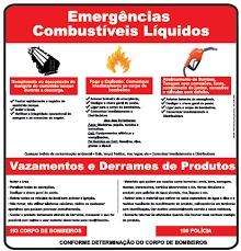 AdesivoDe Emergências Combustíveis Líquidos 5262