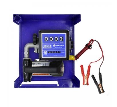 Estação de Abastecimento à Bateria para Diesel 40 LPM – Contador Chinês 5526