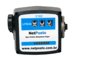 Medidor Mecânico – 3 Dígitos – 20 à 120 L/Min  8001