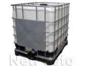 Reservatório em Polietileno e Porta-Palete em Aço (IBC) 8002