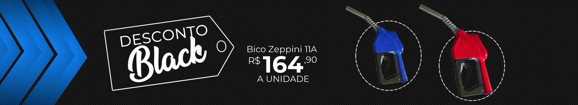 Bico Zeppini Black November